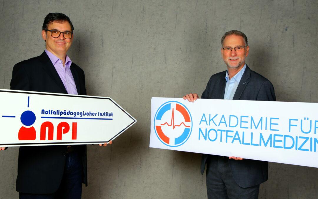 NPI und AfN: Zwei starke Partner gehen zukünftig gemeinsame Wege
