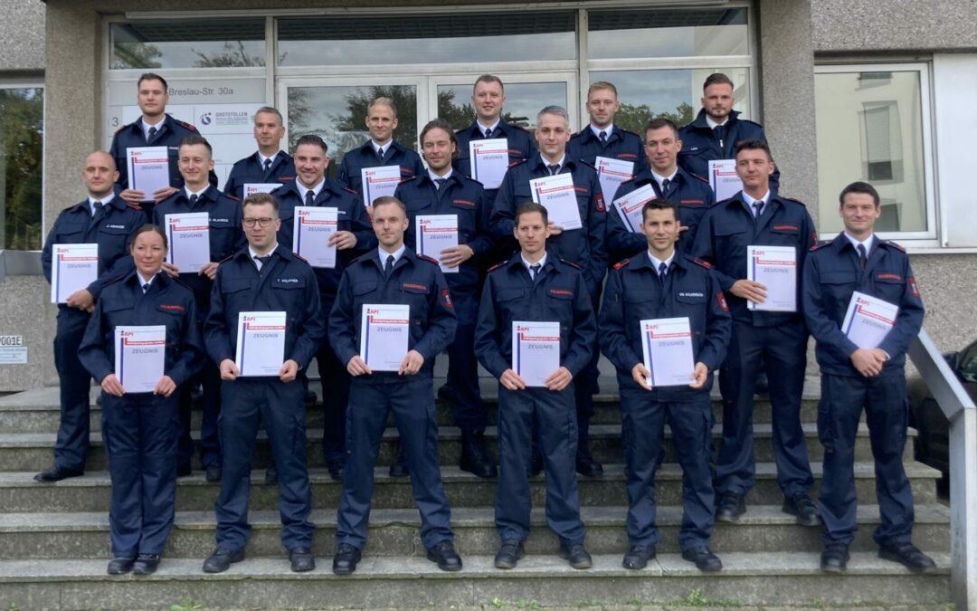 Erstes Staatsexamen – Notfallsanitäter Vollausbildung